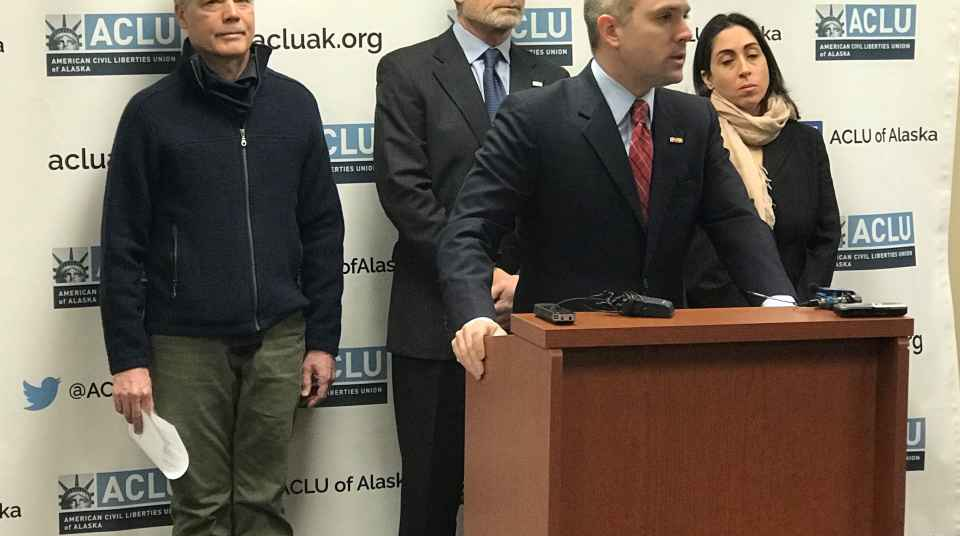 Aclu Sues Education Officials On Behalf >> Bakalar V Dunleavy Aclu Of Alaska