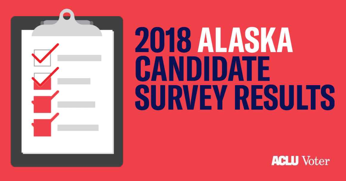 2018 Candidate Survey Results