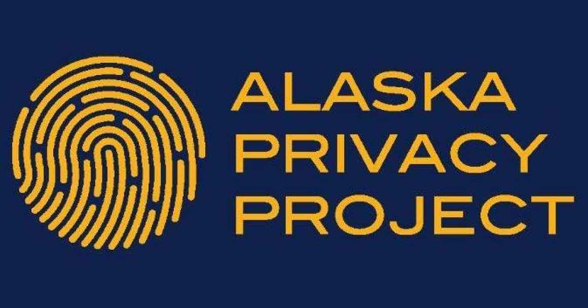 Logo for the Alaska Privacy Project